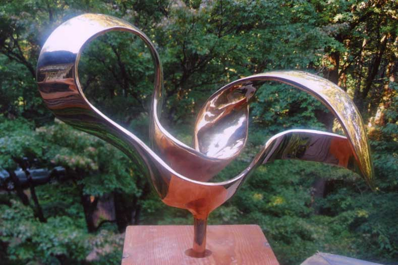 Andrew Wheeler Sculpture